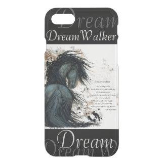 DreamWalker friesischer schwarzer iPhone 8/7 Hülle
