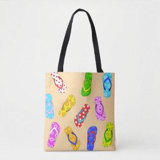 Drehen Sie Reinfall-Pop-Kunst um Tasche