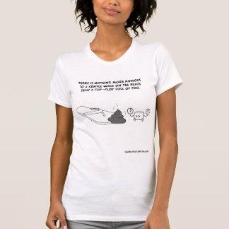 Drehen Sie Reinfall-T - Shirt um