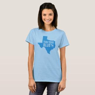Drehen Sie Texas der T - Shirt |, das der blauen