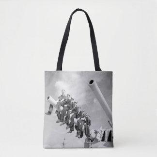 Drehkopf-Seeleute Tasche
