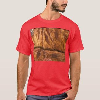 Drei Ansichten von Mars., die NASA T-Shirt