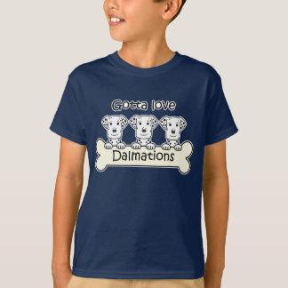 Drei Dalmations T-Shirt