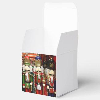Drei kluge Cracker - Nussknacker-Soldaten Geschenkschachtel