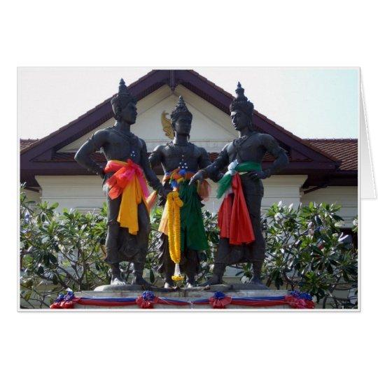 Drei Könige Monument Karte