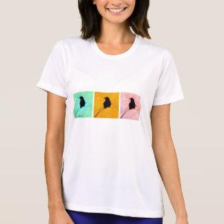 Drei Krähen T-Shirt