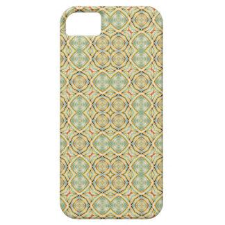 Drei Kreis-abstrakter geometrischer Designer iPhone 5 Etuis