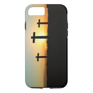 Drei Kreuze iPhone 8/7 Hülle