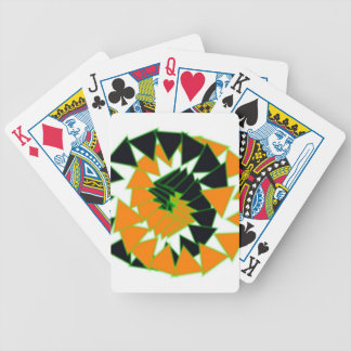 Dreieck Bicycle Spielkarten