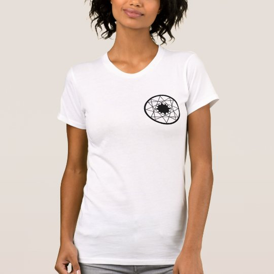 Dreieck-Reihe (Frauen) T-Shirt