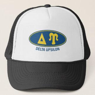 Dreieck Upsilon | Vintag Truckerkappe
