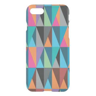 Dreieck-Vielzahl iPhone 7 klarer Fall iPhone 8/7 Hülle