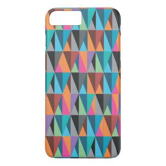 Dreieck-Vielzahl iPhone 7 Pluskaum dort Fall iPhone 8 Plus/7 Plus Hülle