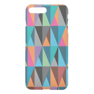 Dreieck-Vielzahl iPhone X/8/7 plus klaren Fall iPhone 8 Plus/7 Plus Hülle