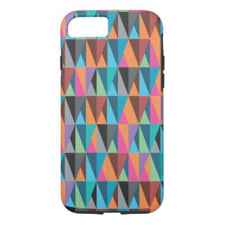 Dreieck-Vielzahl iPhone X/8/7 starker Fall iPhone 8/7 Hülle