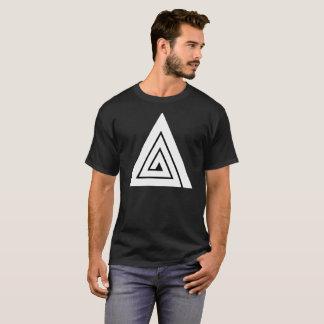 Dreiergruppe - eine schwarze T T-Shirt