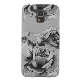 Dreiergruppe-Rosen Samsung S5 Hüllen