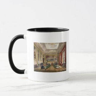 Dreiheits-Haus Tasse