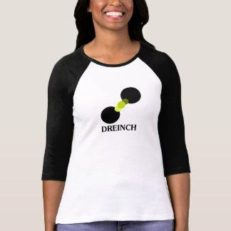 DREINCH Ausrichtungangepasster Raglan-T - Shirt
