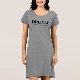 DREINCH Shirt grundlegender Frauen Kleider