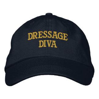 DRESSAGE-DIVA justierbare Kappe