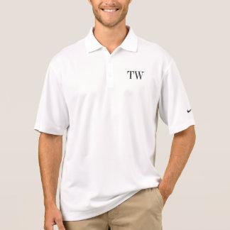 Dri die Nike der Namemonogrammmänner geeignetes Polo Shirt