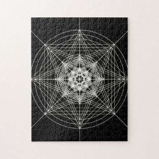 Dritte heilige dimensionalgeometrie