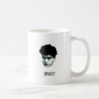 Drogen? Kaffeetasse
