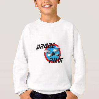 DROHNE-Pilot 2 blue.jpg Sweatshirt