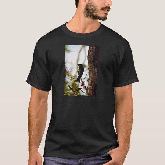 DRONGO-VOGEL LÄNDLICHES QUEENSLAND AUSTRALIEN T-Shirt