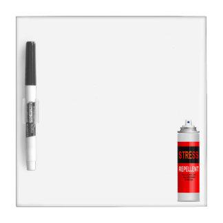 Druckabwehrmittel Whiteboards