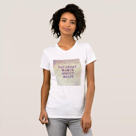 Druckt-shirt T-Shirt