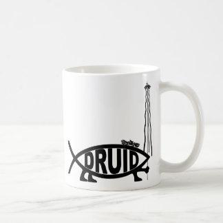 Druide-Fische Kaffeetasse