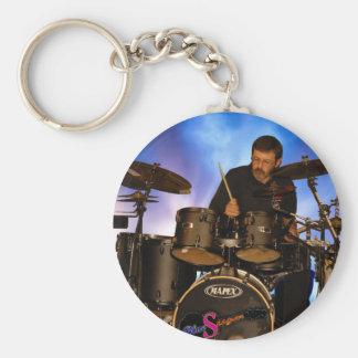 Drum Keychain Schlüsselanhänger