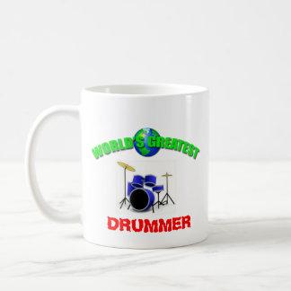 Drummer- Worlds Greatest Mug