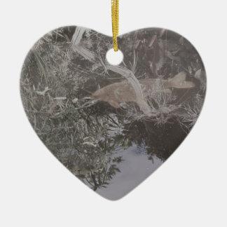 DSC_0958 (2).JPG Fisch-Entwurf durch Jane Howarth Keramik Herz-Ornament