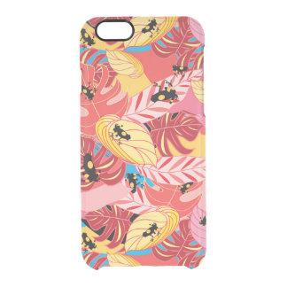 Dschungel-Frösche Durchsichtige iPhone 6/6S Hülle
