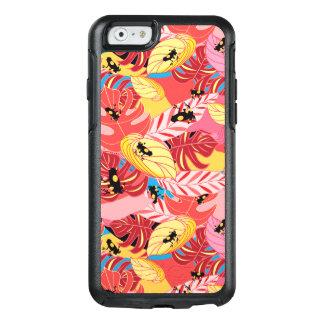 Dschungel-Frösche OtterBox iPhone 6/6s Hülle