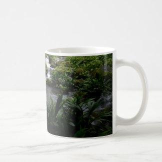 Dschungel-Strom-Fluss-Landschaft Amazonas Kaffeetasse
