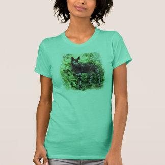 Dschungelokapi-Damen-Shirt T-Shirt
