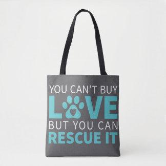 DTDR kann Liebe-Taschen-Taschen-Grau nicht kaufen Tasche