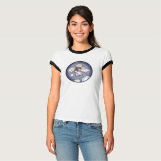 Du kannst T-Shirt Für Dame Fliegen