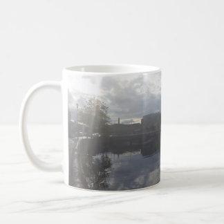 Dublin-Fluss-Sonnenaufgang-Tasse Kaffeetasse