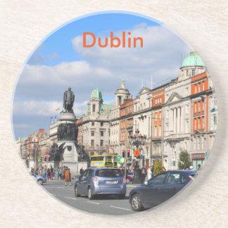 Dublin. Irland Untersetzer