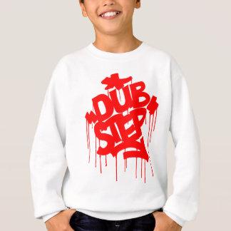 Dubstep FatCap Rot Sweatshirt