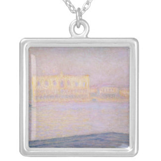 Ducal Palast Claude Monets | von San Giorgio, 1908 Versilberte Kette