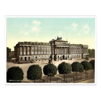 Ducal Schloss, Brunswick (d.h., Braunschweig), Postkarte