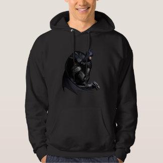 Duckender Batman Hoodie