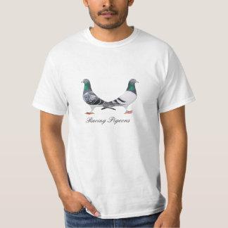 Duett mensejeras Tauben T-Shirt