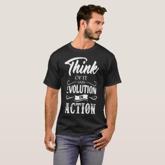 Dumm oder tollkühn? Oder gerade Natur? T-Shirt